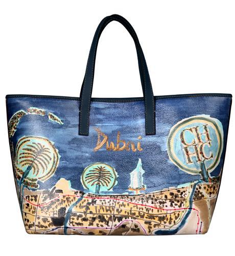 Carolina herrara limited edition dubai bag