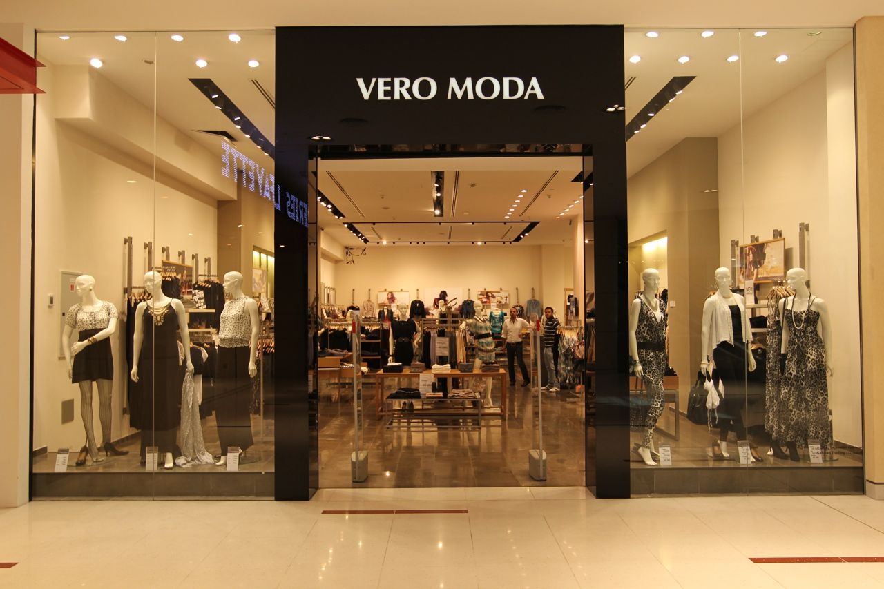 vero moda at dubai mall