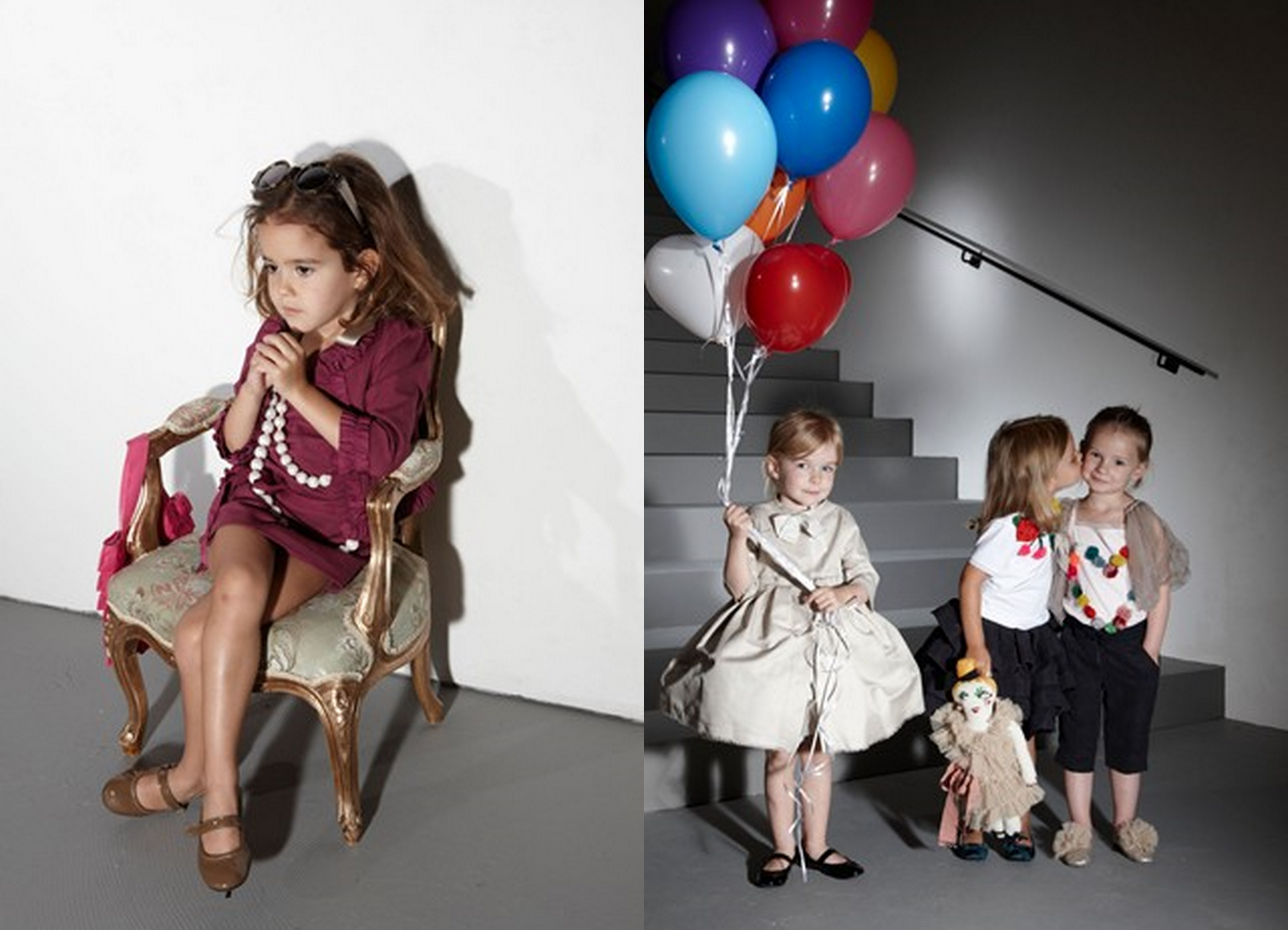Lanvin for Kids | Candy & Couture