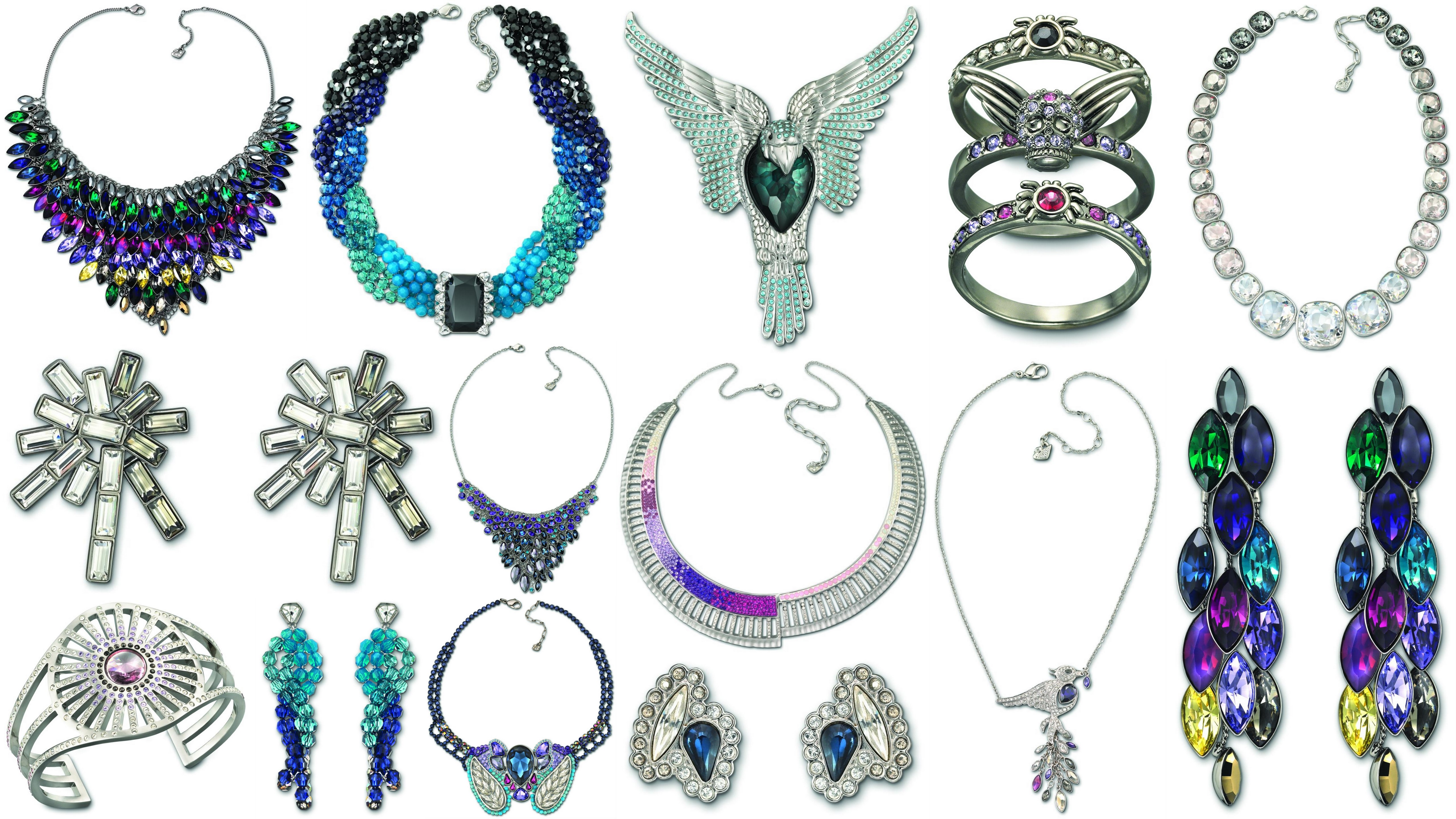 Sparkle with swarovski candy couture for Fall into color jewelry walmart
