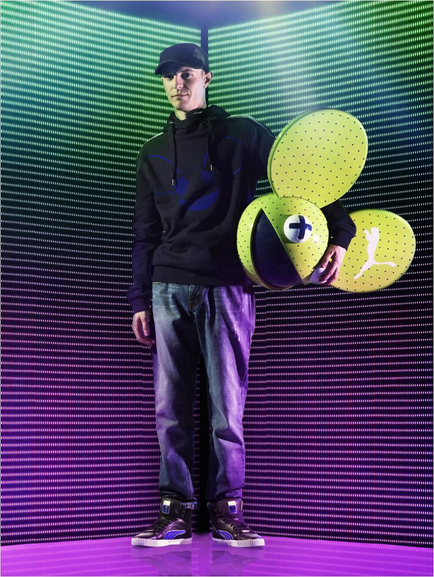Deadmau5 for PUMA | Candy & Couture