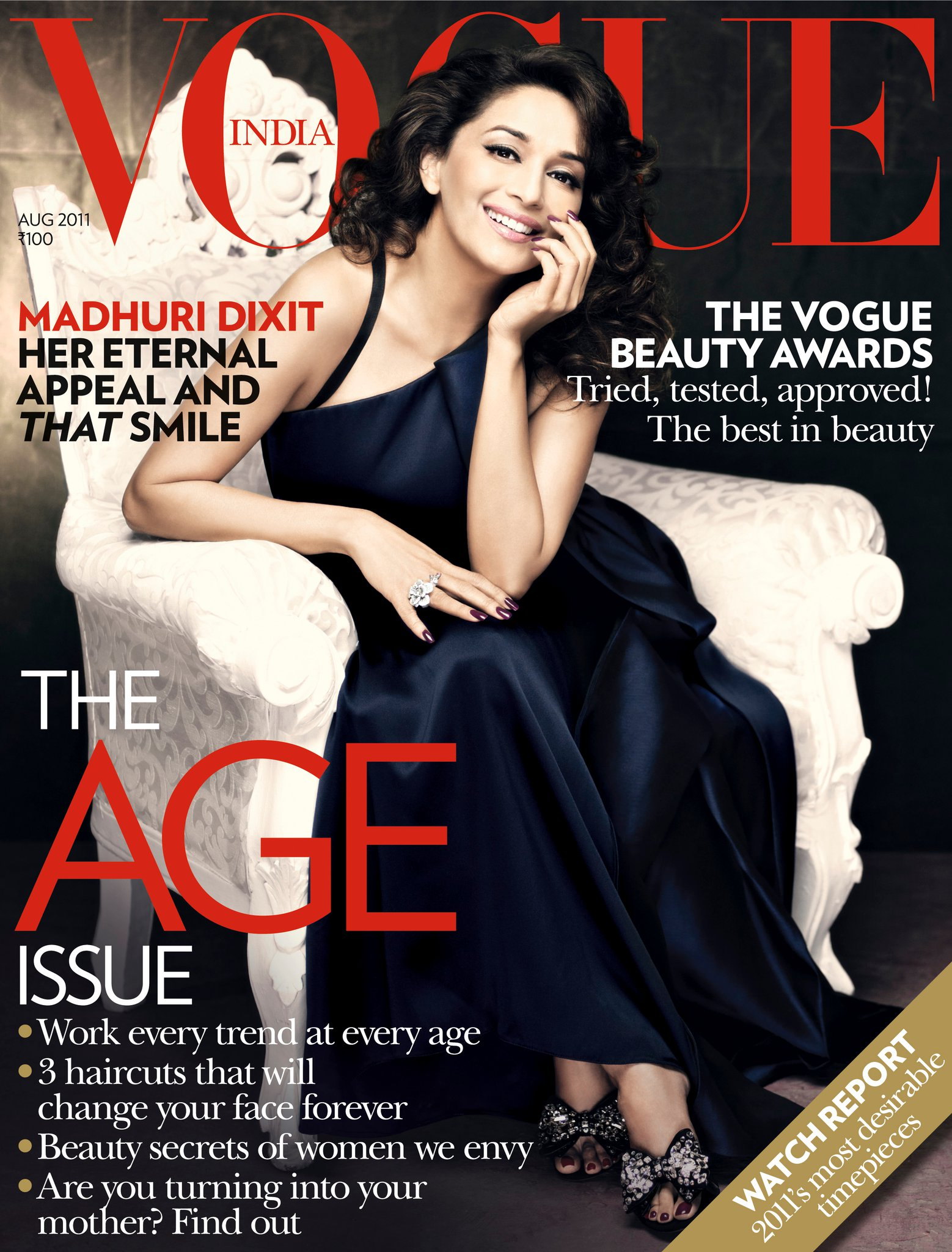 Vogue Magazine Uk May 2015 Issue: Candy & Couture