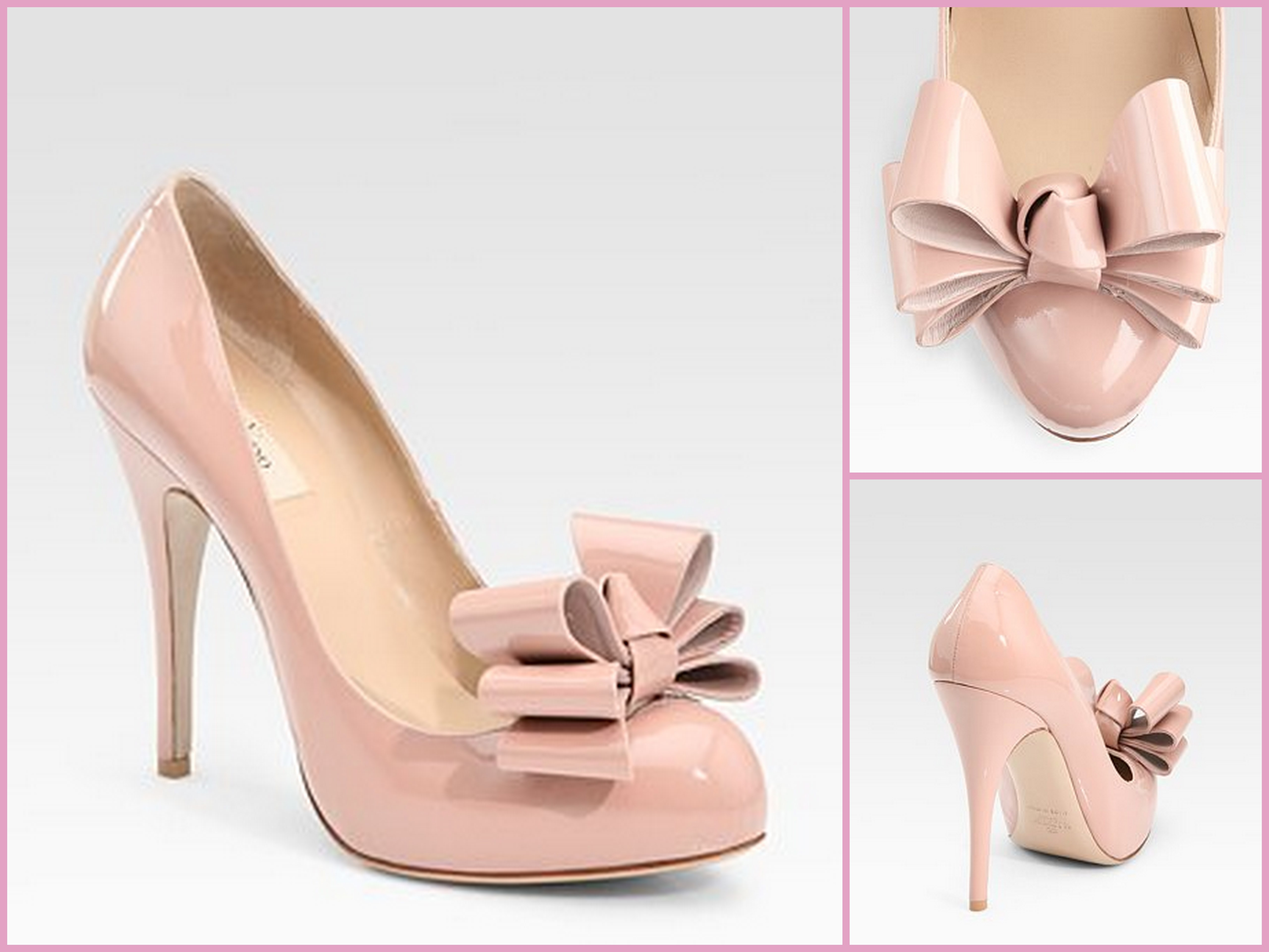Pretty bow pumps Valentino T2mZ8pHdm