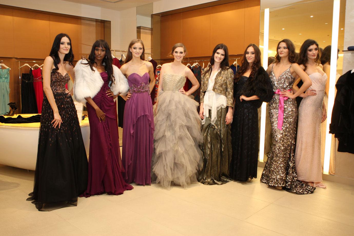 Boutique 1 trends showcase candy couture for Boutique one dubai