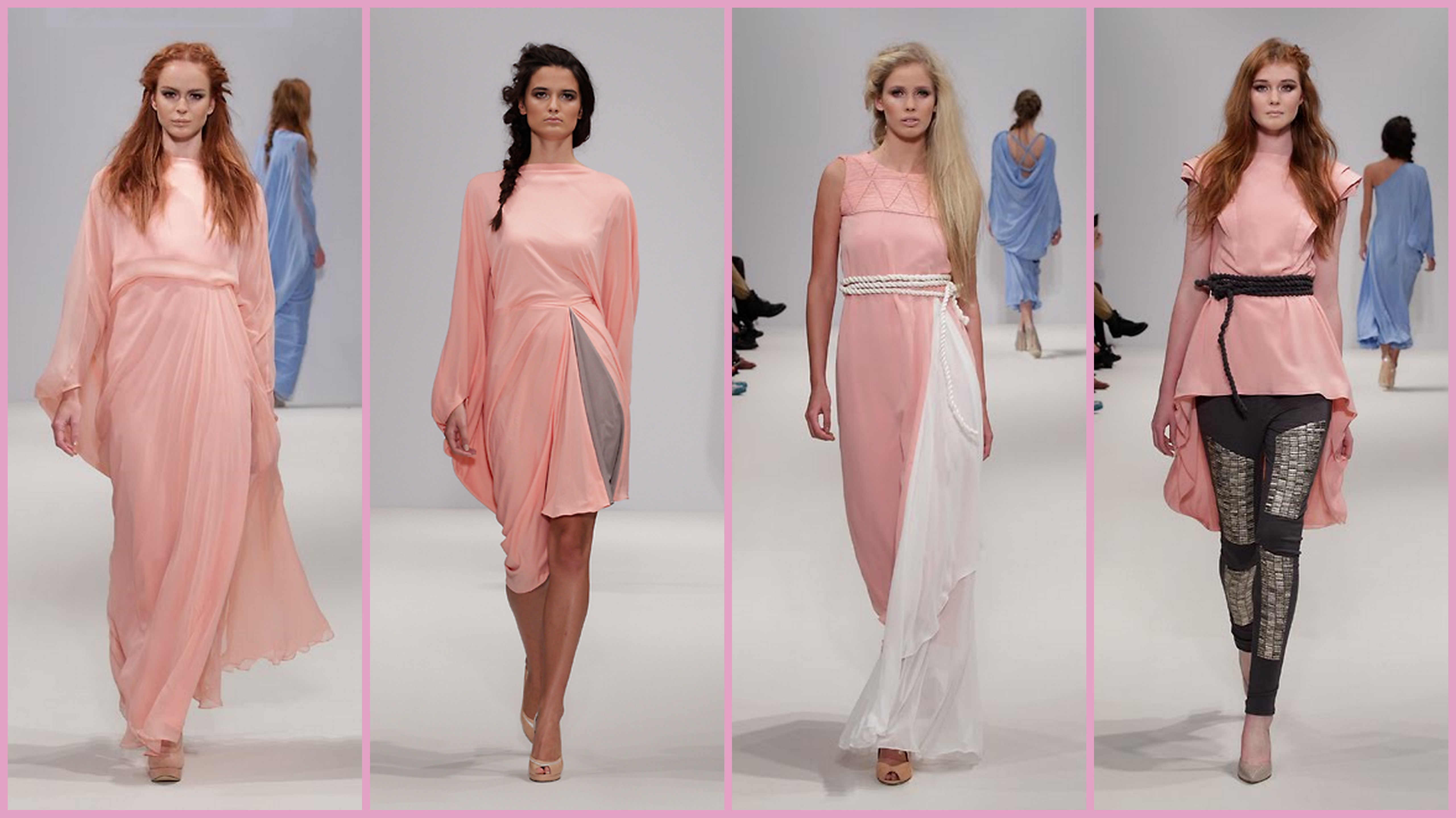 Das At London Fashion Week Candy Couture