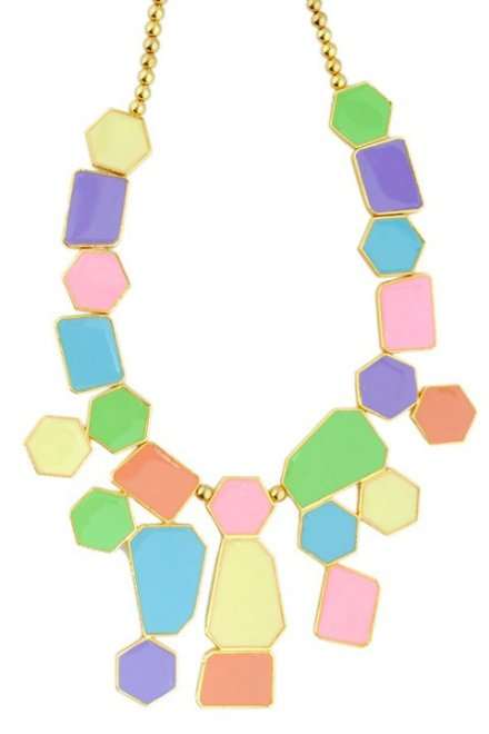 dinz statement necklace