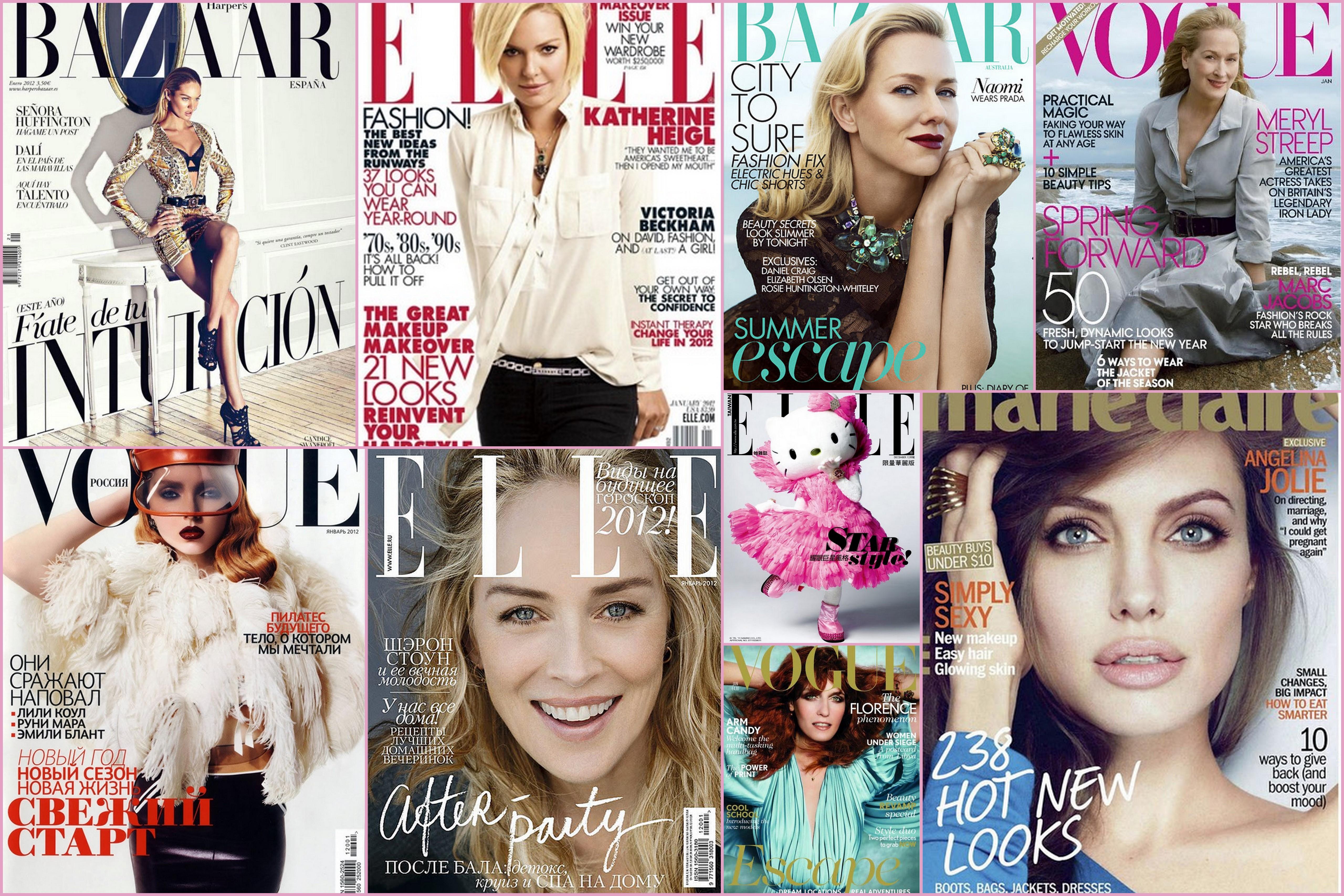 Fashion Couture Magazine Fashion Magazines