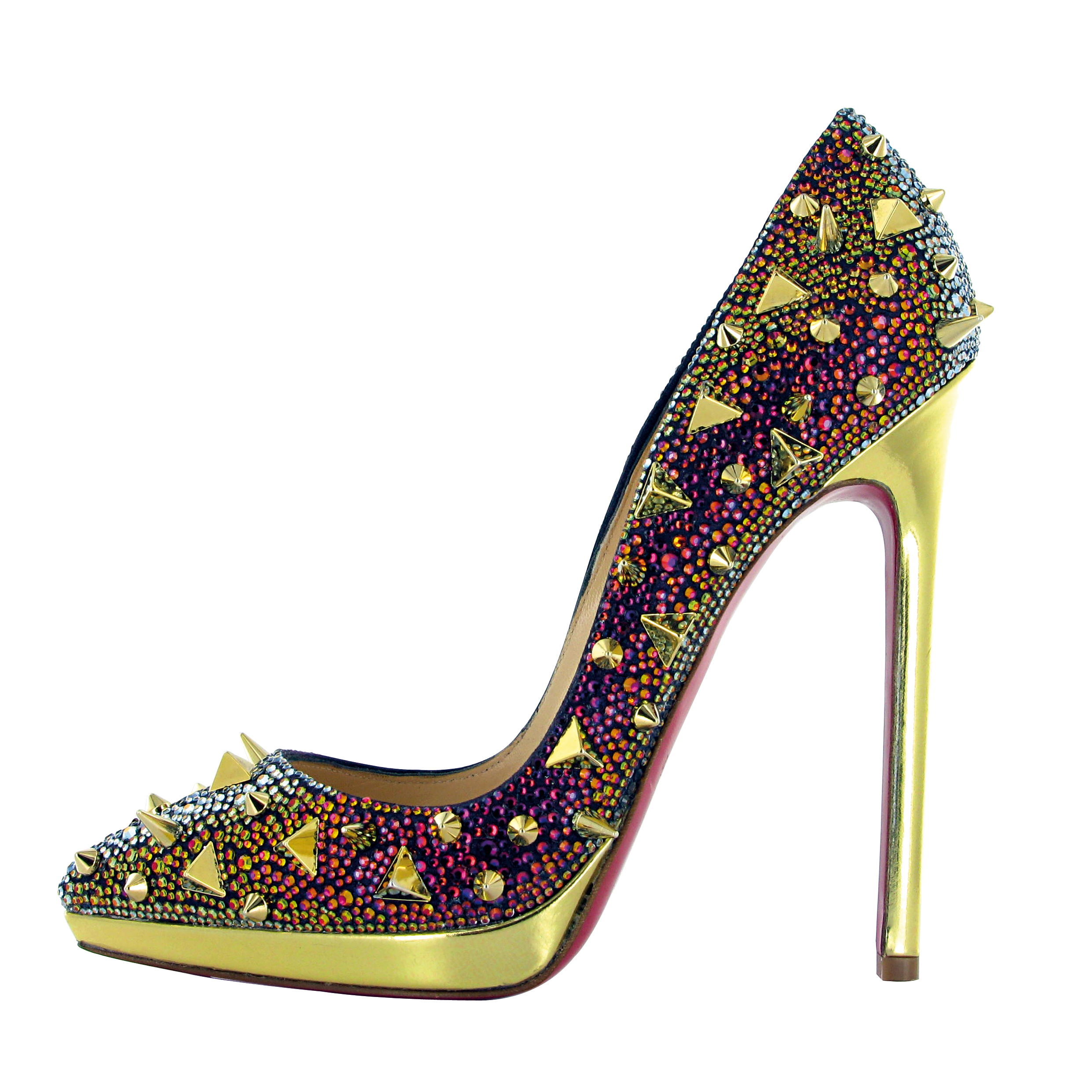 00be47e93c86 Confessions of a Shoe Addict  Louboutin Pigalili Strass