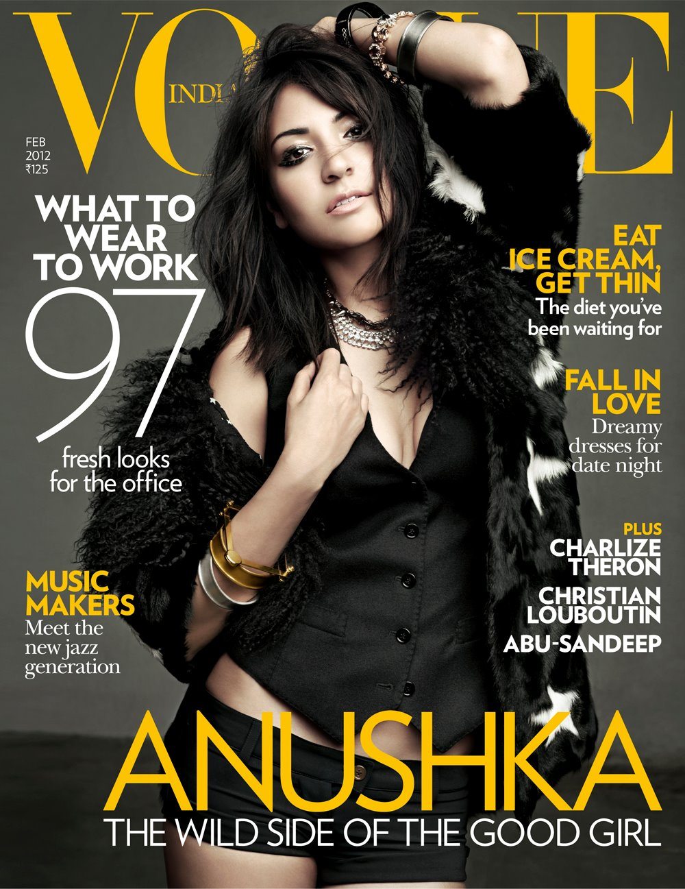 Anushka Sharma Vogue India