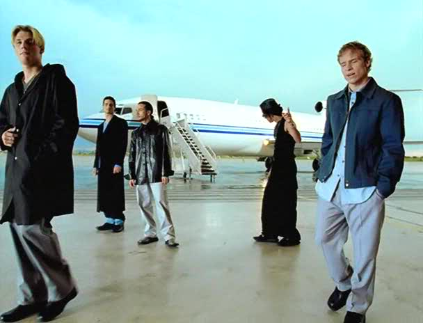Music mondays backstreet boys candy couture for Way back house music